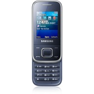 Samsung E2350, metallic-blue