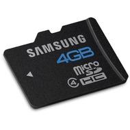 Samsung Essential microSD Card 4GB Class 4