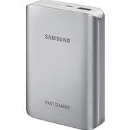 Samsung externer Akkupack 10.200mAh mit Schnellladefunktion, silber