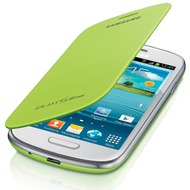 Samsung Flip Cover EFC-1M7F f�r i8190 Galaxy S3 mini, mint