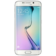 Samsung Galaxy S6 edge, 64 GB, white pearl