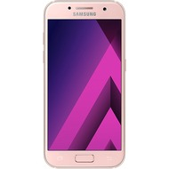 Samsung Galaxy A3 (2017) - peach-cloud mit Vodafone Red S Sim Only Vertrag