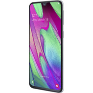Samsung Galaxy A40 64 GB (White)