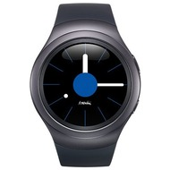 Samsung Gear S2 Sport (SM-R7200), schwarz/ dunkelgrau