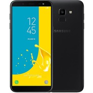 Samsung Galaxy J6, black