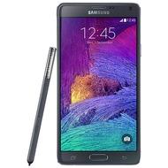 Samsung Galaxy Note 4, schwarz
