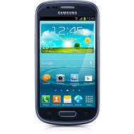 Samsung Galaxy S3 mini Value Edition, blau
