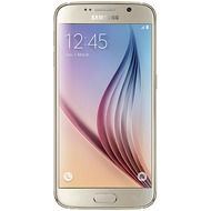 Samsung Galaxy S6 128 GB,  gold platinum