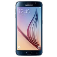 Samsung Galaxy S6 64 GB, black sapphire