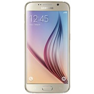 Samsung Galaxy S6 64 GB,  gold platinum