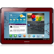 Samsung Galaxy Tab2 10.1 16GB (UMTS), garnet-red