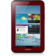 Samsung Galaxy Tab2 7.0 16GB (UMTS), garnet-red