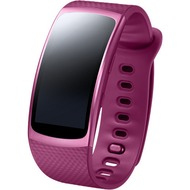 Samsung Gear Fit2 - Small (125 bis 170mm) - pink
