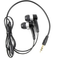 Samsung In-Ear Stereo Ersatzkopfhörer, schwarz (Klinke 3,5 mm)