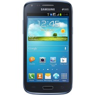Samsung Galaxy Core DUOS, blau