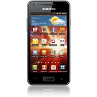 Samsung i9070 Galaxy S Advance, metallic-black
