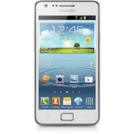 Samsung i9105 Galaxy S2 Plus, chic-white