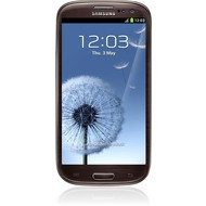 Samsung Galaxy S3 16GB, amber brown