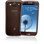 Samsung Galaxy S3 LTE 16GB, brown (Vodafone)