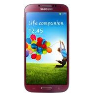 Samsung Galaxy S4 16GB, red