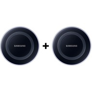 Samsung induktive Ladestation Qi-Standard, Doppelpack, black