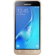 Samsung J320 Galaxy J3 DUOS (2016), 12,63 cm (5 Zoll), gold mit Telekom MagentaMobil S Vertrag
