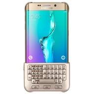 Samsung Keyboard Cover für Galaxy S6 edge+, gold