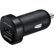 Samsung Kfz-Mini-USB-Adapter mit Schnellladefunkt., inkl. Micro-USB black