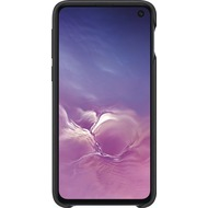 Samsung Leather Cover Galaxy S10e, black
