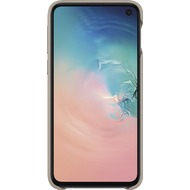 Samsung Leather Cover Galaxy S10e, gray