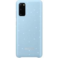 Samsung LED Cover Galaxy S20_SM-G980, sky blue