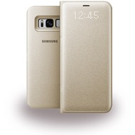 Samsung LED View Cover EF-NG950PF für Galaxy S8 gold