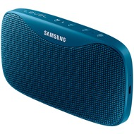 Samsung ''Level Box Slim'' mobiler Bluetooth Lautsprecher blue