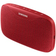 Samsung ''Level Box Slim'' mobiler Bluetooth Lautsprecher red