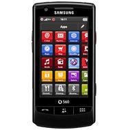 Samsung M1 Vodafone 360, schwarz