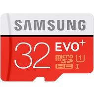 Samsung MicroSDHC EVO+ 32GB Class10 R80/ W20 + Adapter