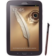 Samsung N5100 Galaxy Note 8.0 16GB (UMTS), brown-black