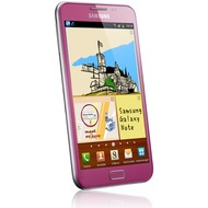 Samsung N7000 Galaxy Note, pink