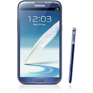 Samsung N7100 Galaxy Note 2 16GB, topaz blue