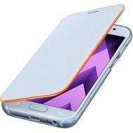 Samsung Neon Flip Cover für A320F Galaxy A3 (2017) - blue