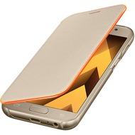 Samsung Neon Flip Cover für A320F Galaxy A3 (2017) - gold