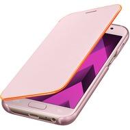 Samsung Neon Flip Cover für A320F Galaxy A3 (2017) - pink