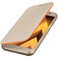 Samsung Neon Flip Cover für A520F Galaxy A5 (2017) - gold