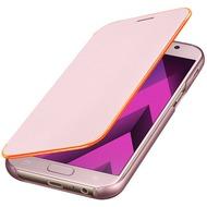 Samsung Neon Flip Cover für A520F Galaxy A5 (2017) - pink