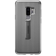 Samsung Protective Standing Cover G965F für Galaxy S9+, silver