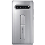 Samsung Protective Standing Cover SM-G977F /  Galaxy S10 5G, silver