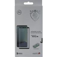 Samsung QRECO zertifiziert von Samsung, Displayschutzfolie für Galaxy S8+ tempered glass