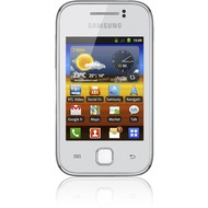 Samsung S5360 Galaxy Y, pure-white