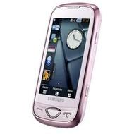 Samsung S5560, romantic pink