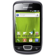 Samsung S5570i Galaxy Mini, steel-gray